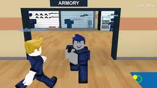 I'm trying to get out of jail on roblox!!