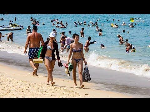 Karon Beach Phuket Thailand March 2017