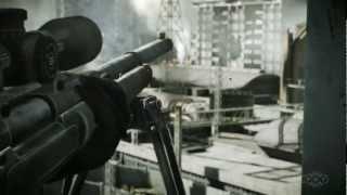 Sniper: Ghost Warrior 2 Sarajevo Urban Combat trailer