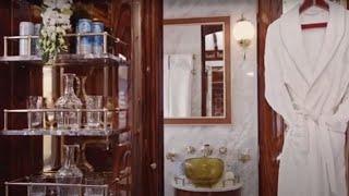 Venice Simplon-Orient-Express Grand Suite, Istanbul