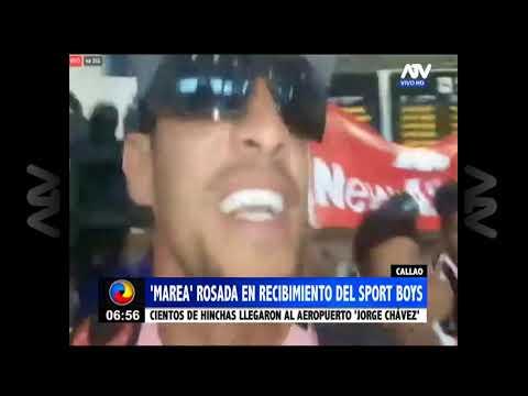 "Callao: ""Marea"" rosada recibió al Sport Boys"