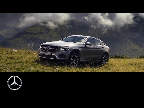 Mercedes-Benz GLC Coupé: #ChasingStars with the GLC Coupe from Graz to Bucharest
