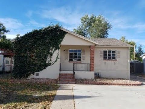 4 Bed / 2 Bath Home for Sale Near Pueblo Community College
