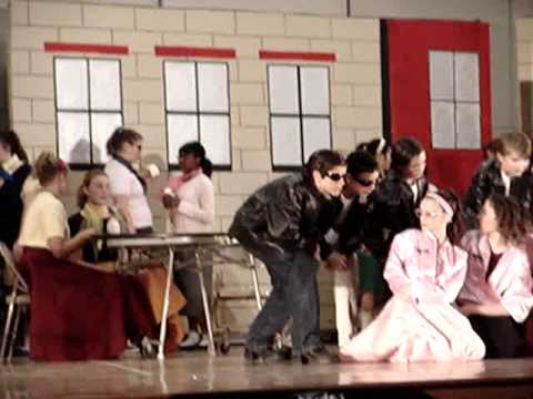 1. 'Grease' - Scotia Glenville Middle School Drama Club 4-24-2009