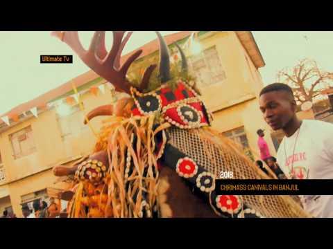 Chrismass Hunting Carnivals Live AT BANJUL 2018