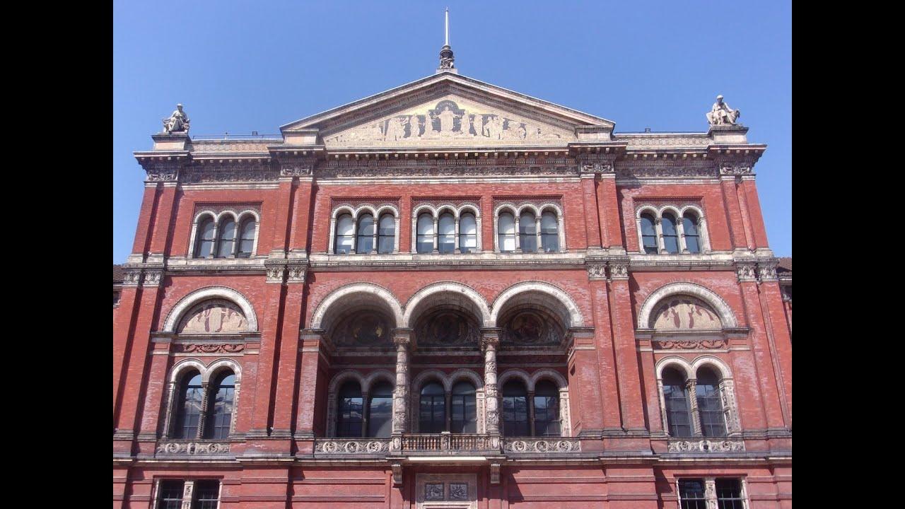 The Victoria and Albert Museum In London/Museo de Victoria y Albert En Londres/ロンドンのビクトリアアンドアルバート博物館