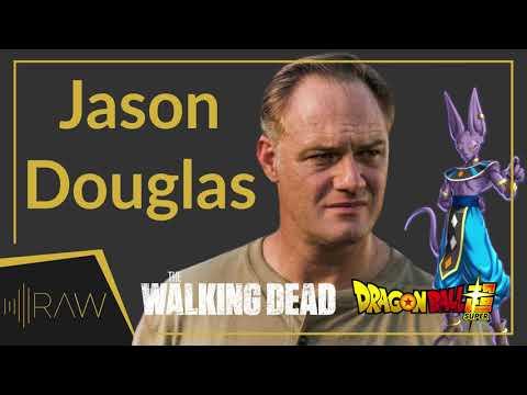 Jason Douglas on The Walking Dead, Dragon Ball Super & Breaking Bad  RAW s