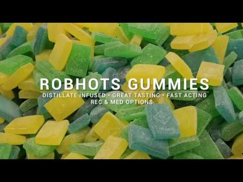 Robhots Edibles - Robhots Gummy Edibles Home Page