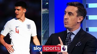 Can Declan Rice become a world class midfielder? | Gary Neville \u0026 Jamie Carragher | MNF
