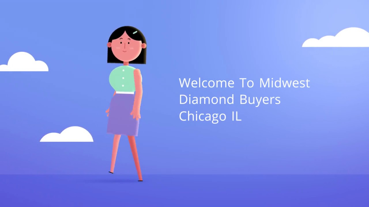 Certified Gold Buyer At Midwest Diamond Buyers Chicago IL