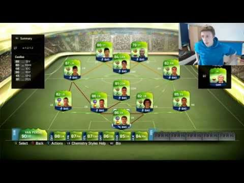 10 MIL FULL WORLD CUP GAME WAGER!! - FIFA 14