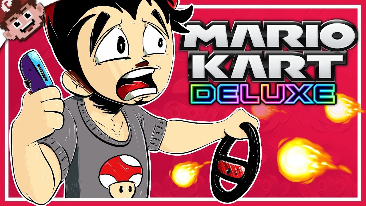 Everyone Loves Underdogs I Love Tilt Controls Mario Kart 8 Deluxe W Friends