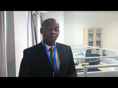 ACP YPN message from AU Youth Corps Volunteer, Ndankhonza Munlo