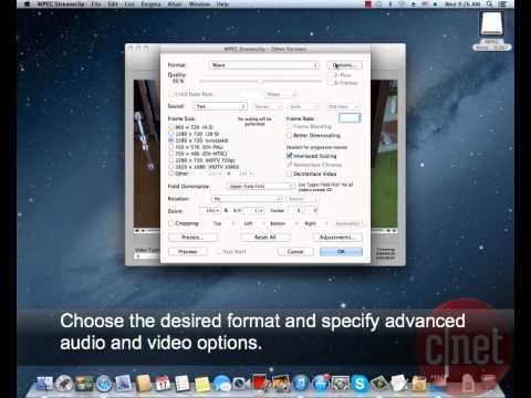 MPEG Streamclip - Convert MPEG & transport streams - Download Video Previews