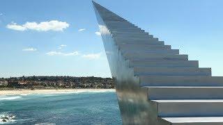 Böyle Merdiven Görmediniz! Sonsuzluk Merdiveni Göreni ŞOK Ediyor