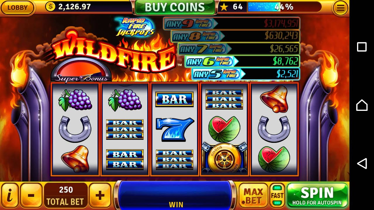 House Of Fun Slots Bonus