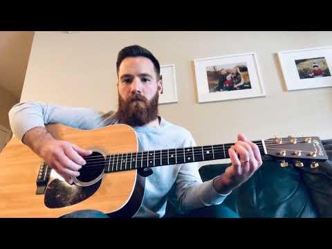 Wolves - Ryan Bingham - Guitar Lesson - Tutorial