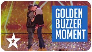 Simon Cowell chooses his golden buzzer winning performance on Britain\'s Got Talent