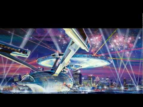 Building The U.S.S Enterprise Starship for Real...A Bold Proposal...A Grand Vision.