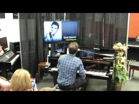 "Jason Coleman plays ""Elvis Music"""