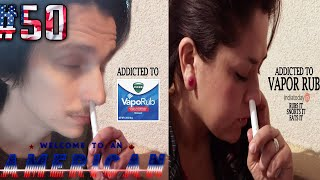 Ryan's Vicks VapoRub Huffing Addiction