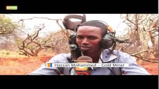 Gold miners of Marsabit