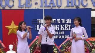 LK Tạm Biệt - Lớp 12a8 - Trường THPT Võ Thị Sáu (Đất Đỏ)