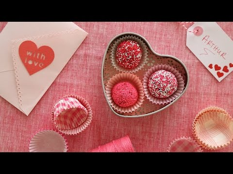 Valentine's Day Chocolate Truffles- Sweet Talk with Lindsay Strand