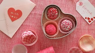 Valentine's Day Chocolate Truffles- Sweet Talk with Lindsay Strand