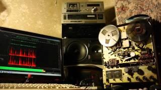 BASF LPR Tape (USSR Reel to Reel Recorder) & Audiojungle music - Real Analog Sound
