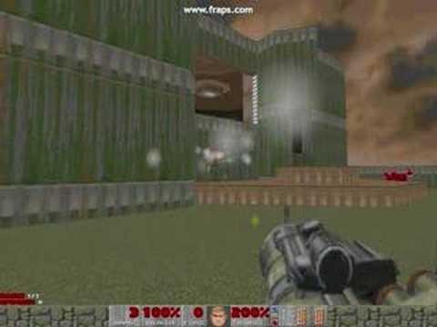 Doom 3 mod for doom 2