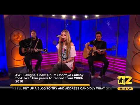 Avril Lavigne - VH1 Big Morning Buzz Live! 23/11/2011 - HD 1080p