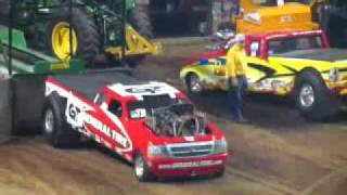 NFMS 2011 2WD TRUCK  PULLING