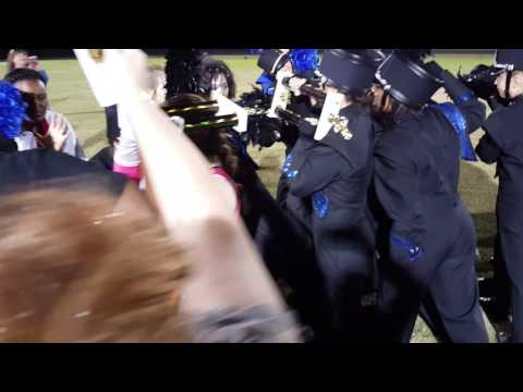 Richlands High School vs Heide Trask High School