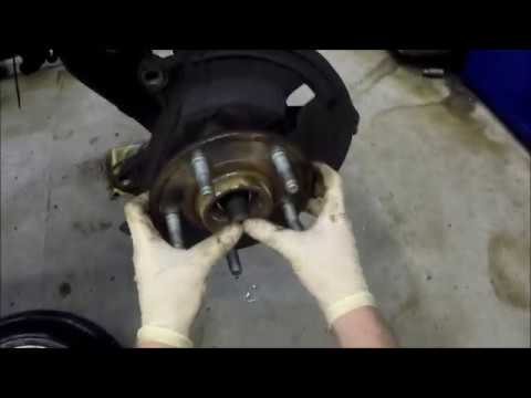 DODGE RAM 1500 UPPER & LOWER BALL JOINT REPLACEMENT (01-08)