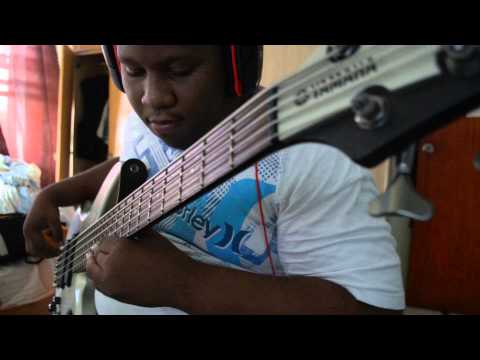 Are you that somebody (cover byL BANKS) Bass Cover by: Rodrick Lodowica