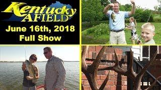 16-го червня 2018 року весь шоу - Сімейна рибалка і рибні тако, Сондра Ранкін, запис Елк