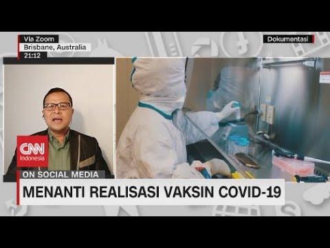 Bagaimana Persiapan Dan Keamanan Vaksin Covid-19 di Indonesia?