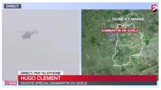 Prise d'otage des frères Kouachi en Seine-et-Marne