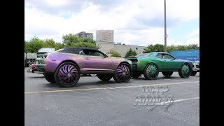 WhipAddict: V103 Car Show Pre Show, Custom Cars, 22s to 34s, Clean to Outrageous! (Exclusive)