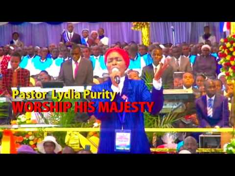 WORSHIP HIS MAJESTY - (Cover Song)