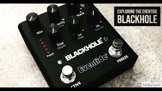 Eventide Blackhole Reverb Playthrough