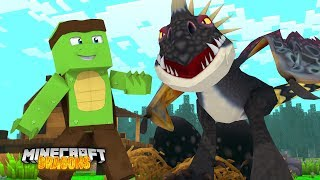 WE FOUND NEW BABY DRAGON EGGS! - Minecraft Dragons w/LittleLizard