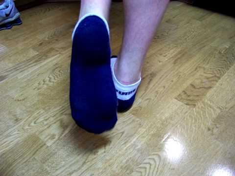 733b071c1bb5 Nike Shox With Puma No Show Socks To Bare Feet To Vans No Show Socks To Adidas  Slides To Nike Shox