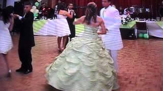 Mis XV vals - Quinceanera waltz. la pasion.