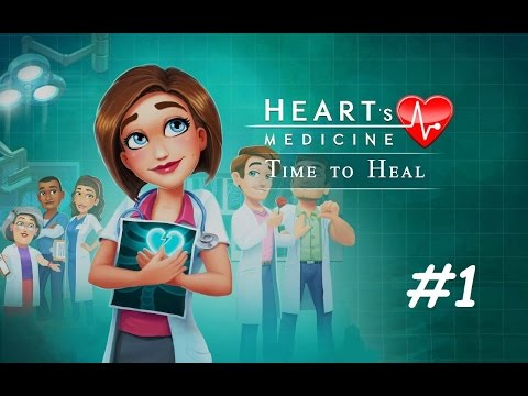 Heart's Medicine: Time To Heal PE - The Ward, Level 1 - 5 (#1) (Let's Play / Gameplay)