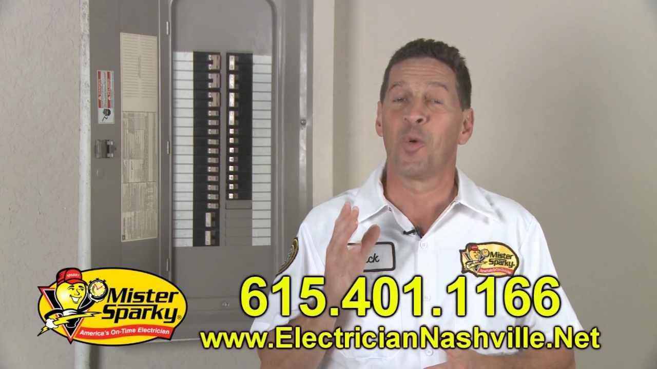 Electrical Wiring Project - 7 Safety Tips You Need to Know Before Starting - Mister Sparky Nashville