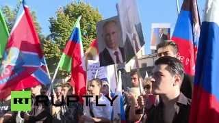 Поддержка Сирии и  России против ИГИЛ пришла из Европы! Люди прозревают...