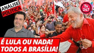 Baixar Análise Política com Rui Costa Pimenta - É Lula ou nada! Todos a Brasília!