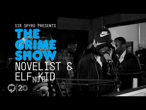 Grime Show: Novelist & Elf Kid